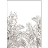 So Wall 2 Jardin Botanique Gris Wallpanel SWL 2745 93 03 or SWL27459303 By Casadeco